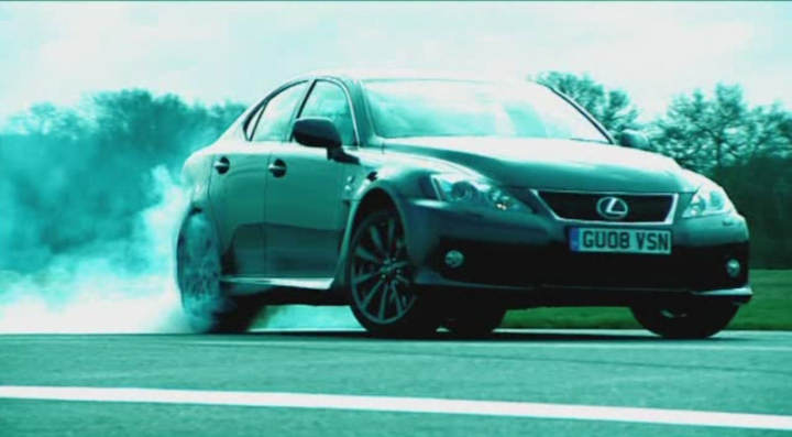 2008 Lexus IS F [USE20]