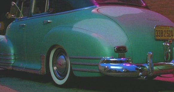 1948 Chevrolet Fleetline Sportmaster Sedan [2113]