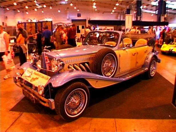 """IMCDb.org: 2005 Beauford Tourer in """"Classic Kit Cars, 2005""""Beauford Tourer in """"Classic Kit Cars"""" - 웹"""