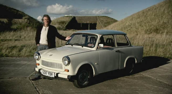 Imcdb Org Trabant S De Luxe In Top Gear