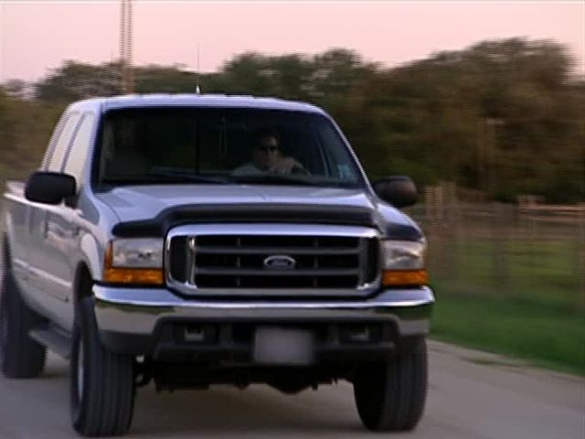 1999 Ford F-250 Super Duty Crew Cab XLT