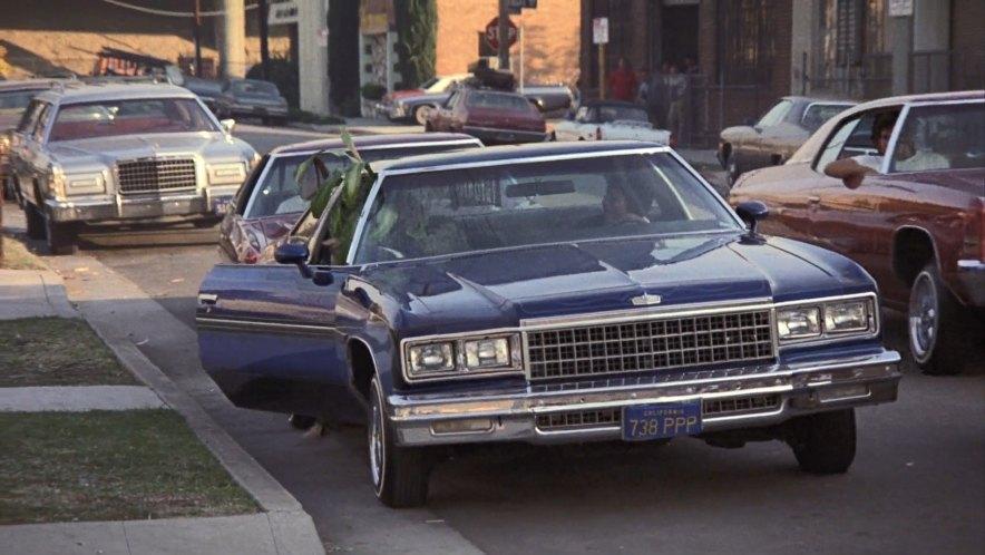 IMCDb org: 1976 Chevrolet Caprice Classic in