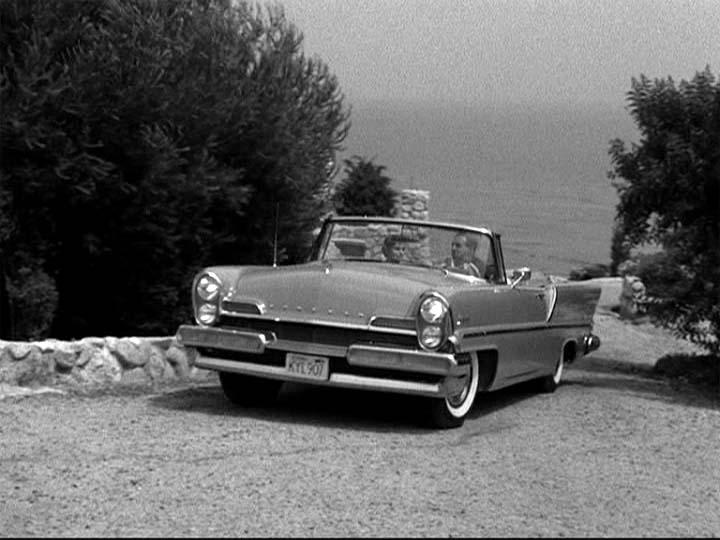 1957 lincoln premiere convertible 76b in. Black Bedroom Furniture Sets. Home Design Ideas