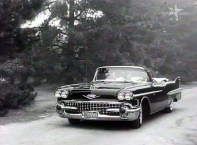 IMCDb.org: 1958 Cadillac Series 62 Convertible in