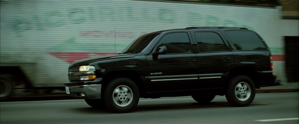 Imcdb 2000 Chevrolet Tahoe Gmt820 In Swat 2003
