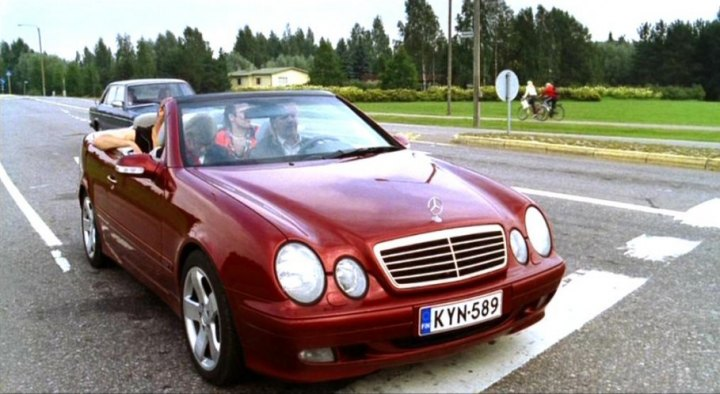 2000 Mercedes-Benz CLK 200 [A208]