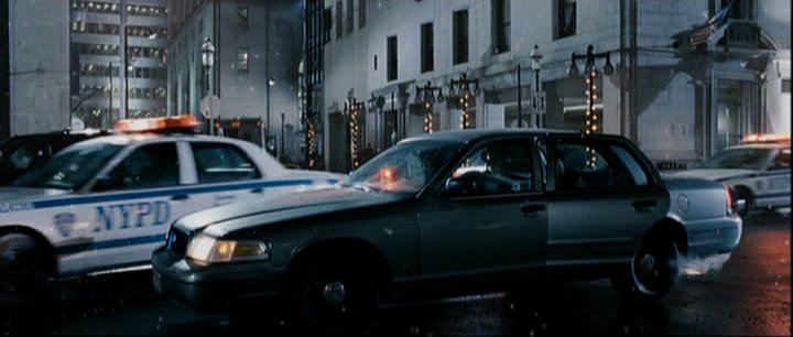 2000 Ford Crown Victoria Police Interceptor [P71]