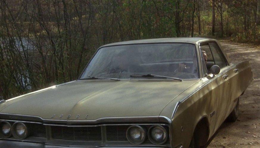 "IMCDb.org: 1968 Dodge Polara In ""Grumpier Old Men, 1995"""