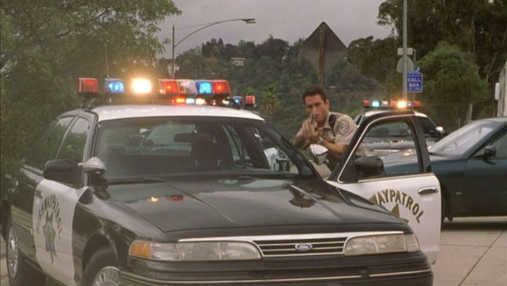 "IMCDb.org: 1993 Ford Crown Victoria [P71] in ""Crocodile Dundee in Los Angeles, 2001"""