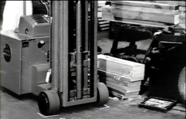 Lansing Bagnall unknown Electric Forklift truck
