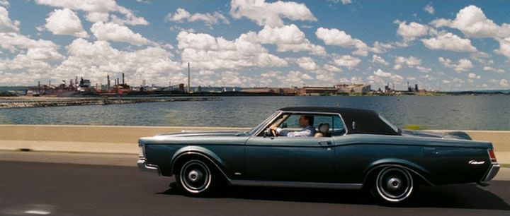 1969 Lincoln Continental Mark III Coupe [65A]