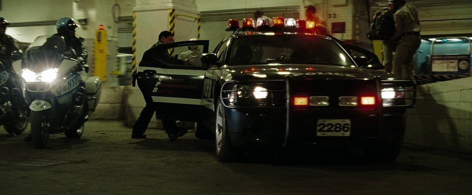 2006 Dodge Charger 'Police Package'. [*] Vehicle used by a character or in a