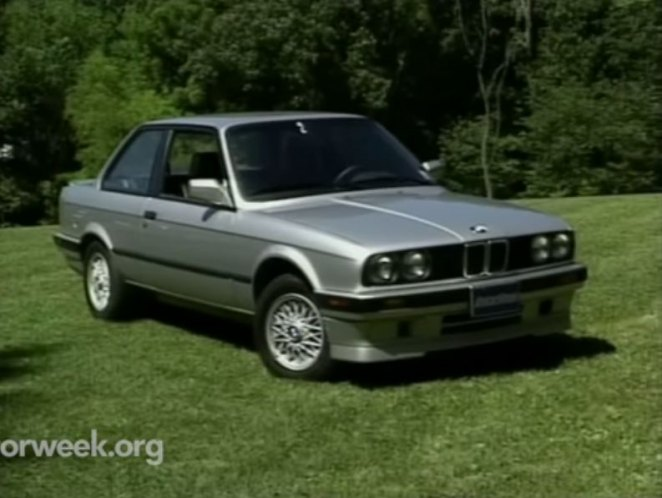 1990 BMW 318iS [E30]