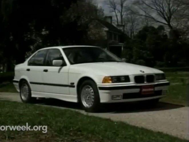 IMCDb.org: 1996 BMW 328i [E36] in \