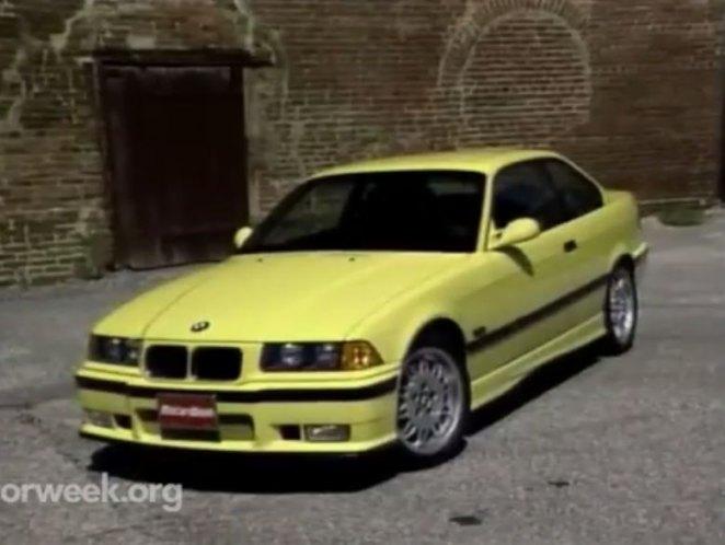 IMCDborg BMW M E In Motorweek - 1994 bmw m3