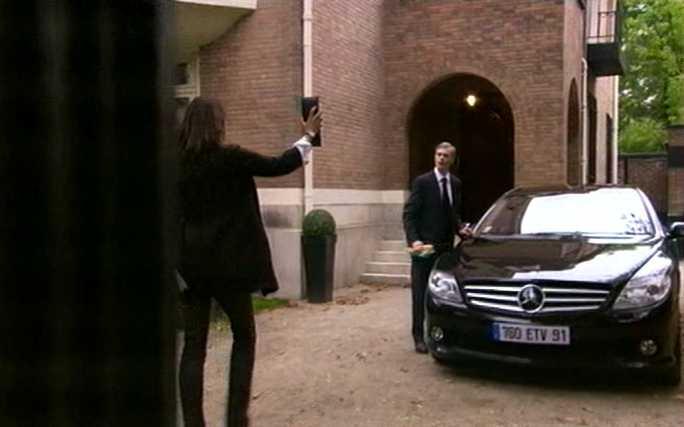 Mercedes Benz C216