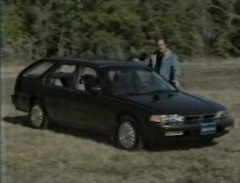 Imcdb 1991 Honda Accord Wagon Cb9 In Motorweek 1981 2018
