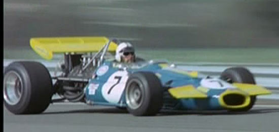 1970 Brabham BT 33 Ford Cosworth DFV 3.0 V8 [BT33/2]