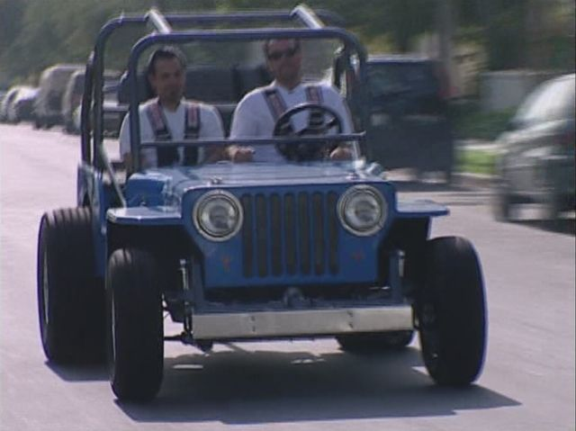 Willys Jeep CJ-2