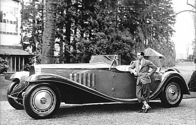 Bugatti Type 41 Royale 'Esders' Roadster [41.111]