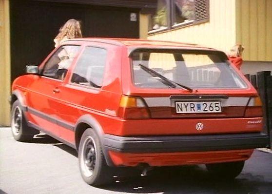 1988 volkswagen golf memphis ii typ 19e in fiendens fiende 1990. Black Bedroom Furniture Sets. Home Design Ideas