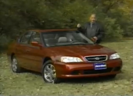 1999 Acura on Imcdb Org  1999 Acura Tl 3 2 In  Motorweek  1981 2013