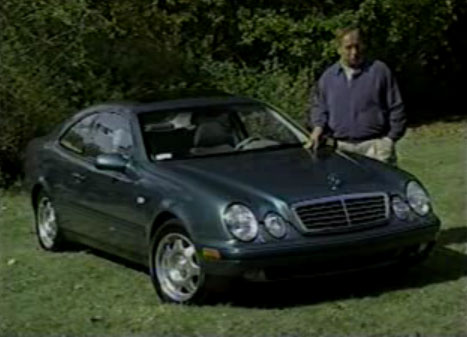 1999 Mercedes-Benz CLK 320 [C208]