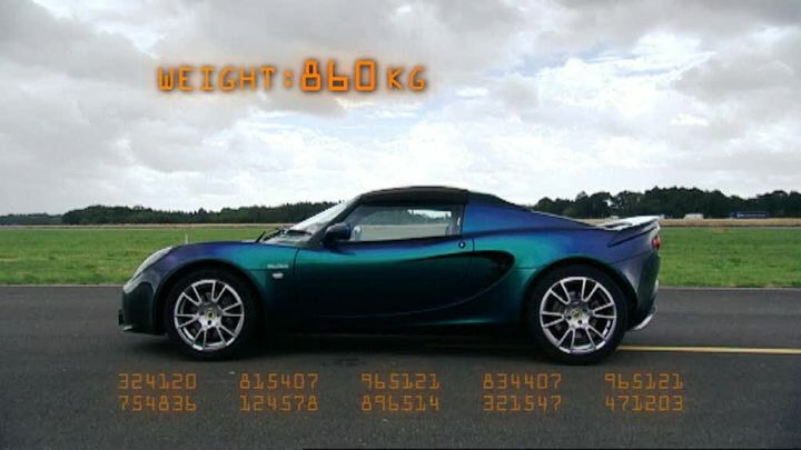 2008 Lotus Elise SC S Series II [Type M117]