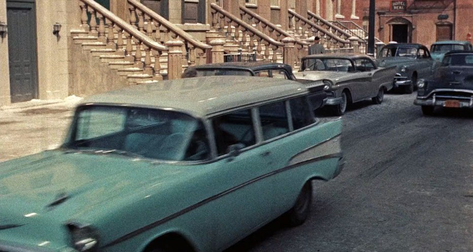 1957 Chevrolet Two-Ten Handyman Two-door station wagon [2129]