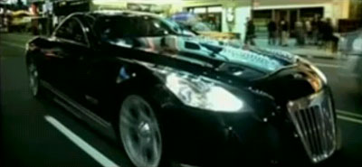 Imcdb Org 2005 Maybach Exelero In Quot Jay Z Feat Chrisette