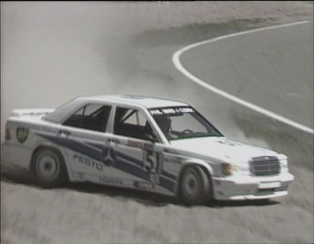 1986 Mercedes-Benz 190 E 2.3-16 Cosworth Group A [W201]