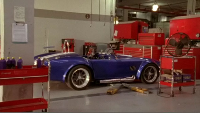AC Cobra replica by FFR
