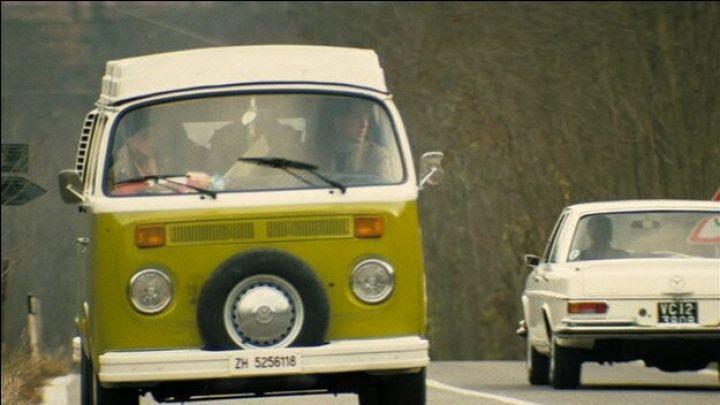 1978 volkswagen campingwagen westfalia berlin. Black Bedroom Furniture Sets. Home Design Ideas