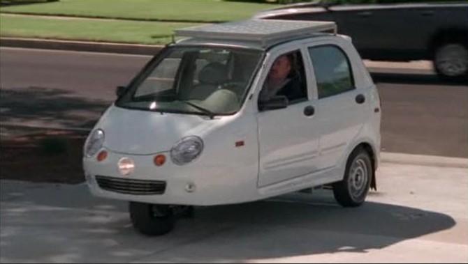 2006 Zap Xebra Xero Electric Car