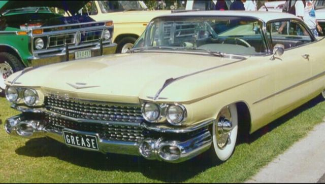 1959 Cadillac Coupe DeVille [6337]