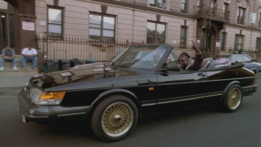 1987 saab 900 cabrio gen 1 in paid in full 2002. Black Bedroom Furniture Sets. Home Design Ideas