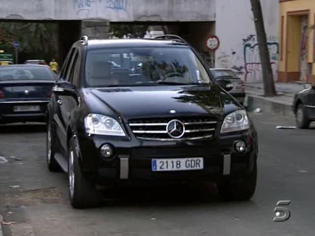 2008 Mercedes-Benz ML 63 AMG [W164]