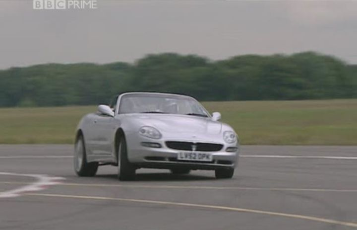 Imcdb 2003 Maserati Spyder In Top Gear 2002 2015