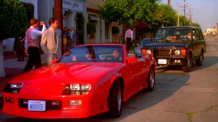 Imcdb Org 1991 Chevrolet Camaro Z28 In The Player 1992