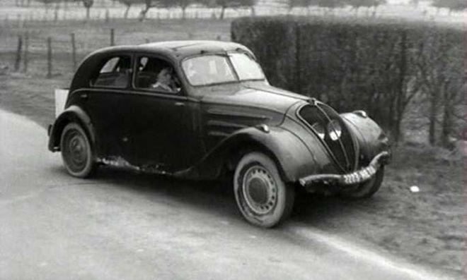 Imcdb Org 1937 Peugeot 302 In Quot Le Mouton 1960 Quot