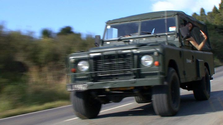 IMCDb.org: 1979 Land-Rover V8 Stage 1 in