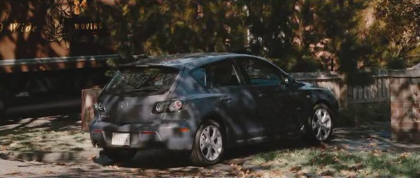 Imcdb Org 2007 Mazda 3 Bk In Knowing 2009