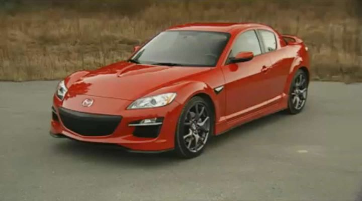 2009 mazda rx 8 r3 fe3s in motorweek 1981 2018. Black Bedroom Furniture Sets. Home Design Ideas