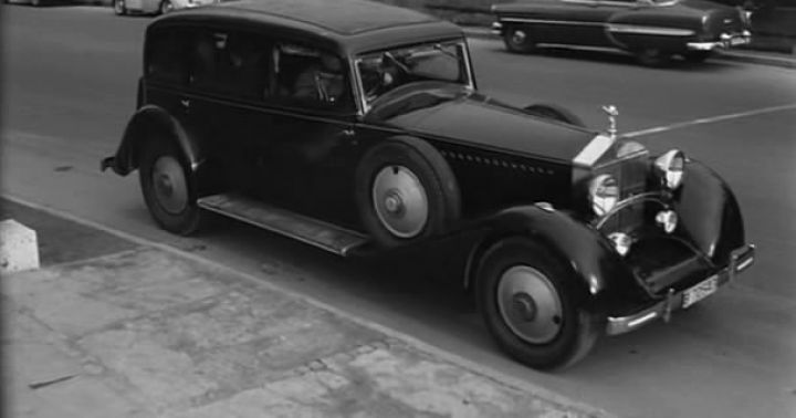 Rolls-Royce Phantom II Thrupp & Maberly