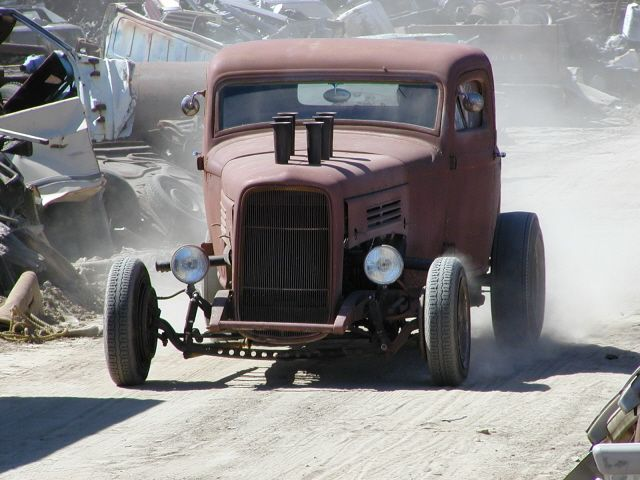 """IMCDb.org: 1932 Plymouth with Dodge and Ford parts in """"Hot ..."""
