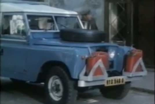 1963 Land-Rover 109'' Series IIa