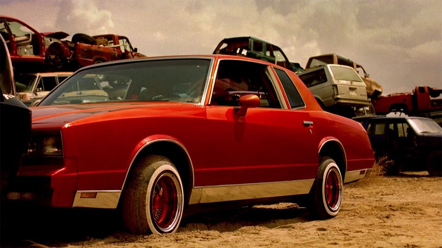 The cars of Breaking Bad are just as interesting as the dramatic