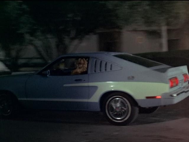 Imcdb 1975 Ford Mustang Ii In Charlies Angels 1976 1981