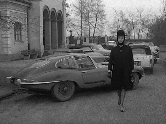 Imcdb Org 1961 Jaguar E Type Fixed Head Coup 233 Series I In