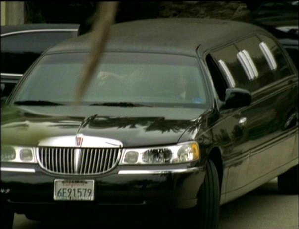 Imcdb Org 2000 Lincoln Town Car Stretched Limousine Executive In